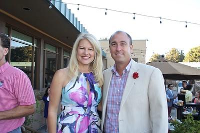 Karen and John Clark
