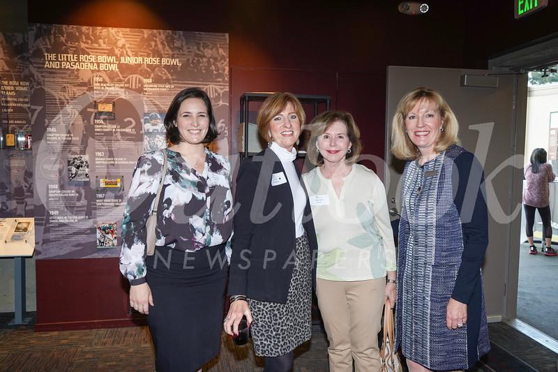 Mary Ann White, Debi Kroman, Christine Davis and Sue McGuirl