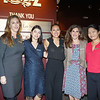 Rachel McClements, Elizabeth Gonzalez, Five Acres CEO Chanel Boutakidis, Jennifer Berger and Chinling Chen