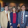 Richard McDonald, Janette Cochran and Roger Huang