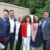 Jason Lyon, Tim Hartley, Dodie Gregg, Laura Farber, Candice Rogers and Mark Alvarez