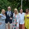 Stacie Mayoras, Paul Watson, Emily Street, and Richard and Carla McDonald