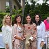 Heather Timmons, Nicole Rasic, Melanie Savarese and Jennie McNulty