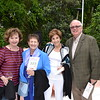 Christine Davis, Carolyn Adams, Jean Costanza and Jay Davis