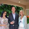 Carly Soteras, Matt Nix and Vanessa Giorgio