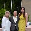Chris and Stever Selak with Wendy Gutierrez