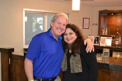Sean Stellar and  Lakshmi Dastur-Johnson