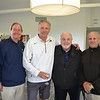 Head of School Peter Bachmann, Jeff Crawford, John Plumb and Jim DiMartini