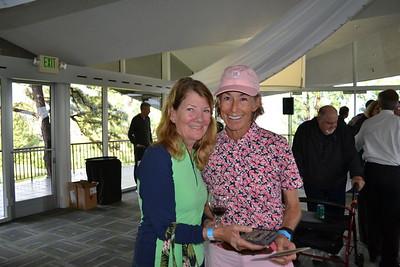 Kathy Diehl and Wendy Wisbon