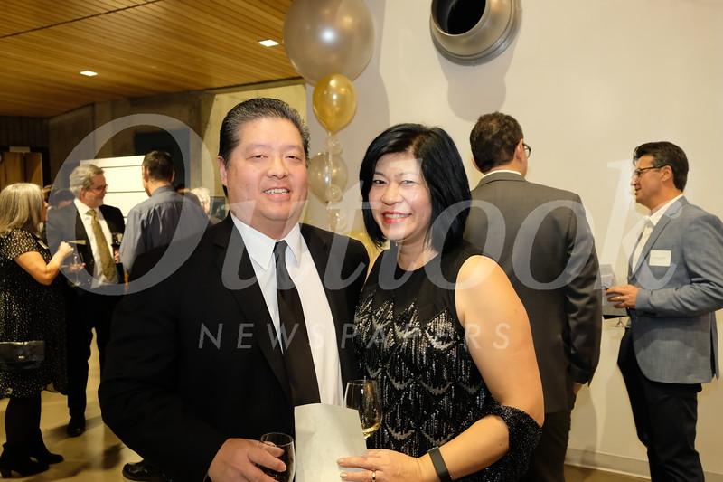 Kelly and Sylvia Wu