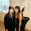Jasmine Wu and Mikaylie Kiyomura