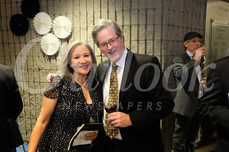 Joan and Sean Sullivan