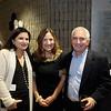 Lakshmi Dastur-Johnson, Dorinda Marticorena and Steve Stater