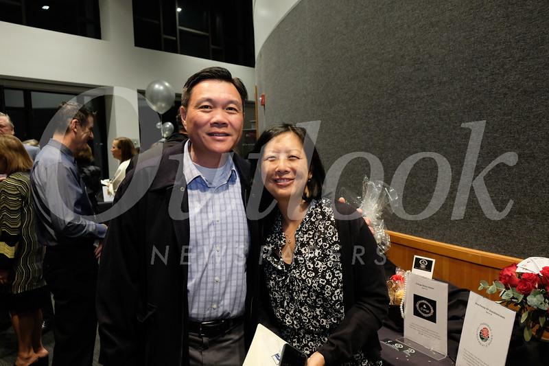 Vincent Ng and Karen Yeo
