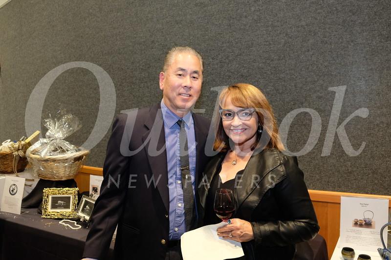 Steve and Zena Yamamoto