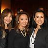 Angela McGaharn, Charis Hsu and Nina Polen