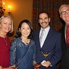 Mary Malecha, Janice Ohta, Fred Weiss and Paul Vandeventer