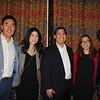 Andrew and Mari Hsu, Robb and Tanya Cobb, and Midge Kimble