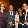 Molly Bachmann, David Codiga, and Denise and Joe White
