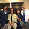 Sanjeet Dadwal and Amandeep Sahota with Erika and John Walton