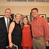 Tod and Julie Cole with Karen and Todd Stevens