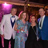 Michael and Megan Browne with Lena and Chris Waldheim