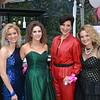 Nancy Guyer, Juliand Ferry, Donna Wittlin and Emilie Lanstra