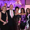 Molly and Headmaster Peter Bachmann with event co-chairs Christine Lee, Sabena Sarma and Monique Stevens.