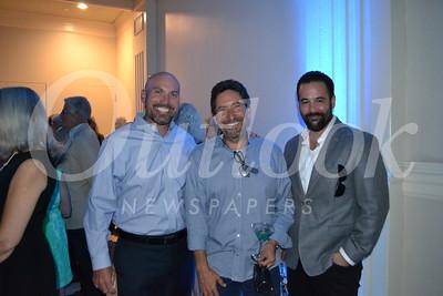 DSC_ John Berger, Charles Chiara and Ioakim Boutakidis 0118