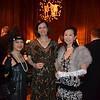 De Le Abel, Sarah Deschenes and Tiffany Kim