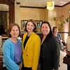 Catherine Blue Holmes, Vanessa Wolf Alexander and Melissa Wu