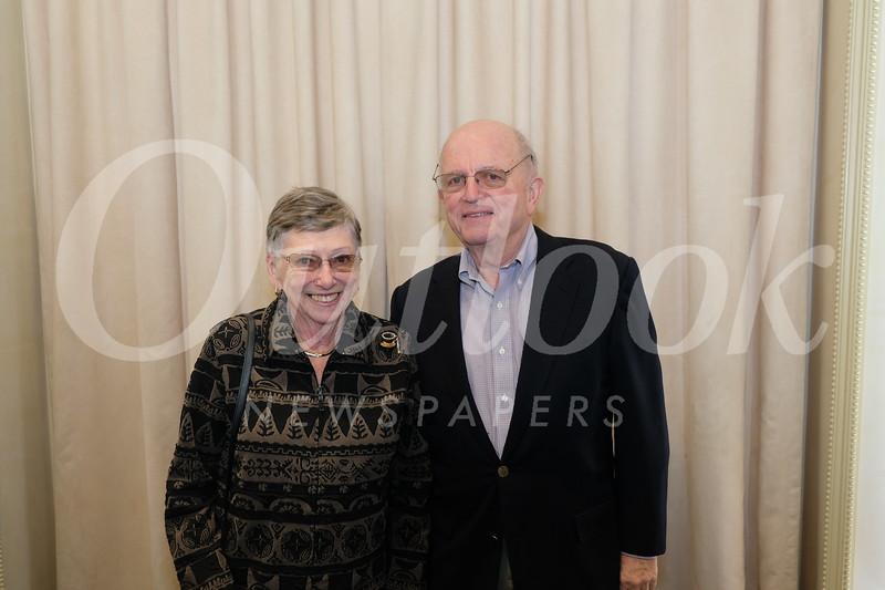 Mireya and Larry Jones