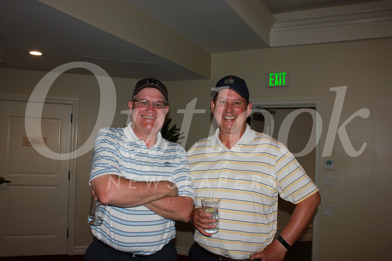 Blanton Bartlett and Mike Morrow