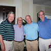 Vic Person, Pat Wickhem, Chuck White and Dennis Burke