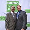 Rabbi Josh Levine Grater and Tim Nistler