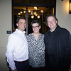 Stephen Terni with Rochelle and Jim Siegrist