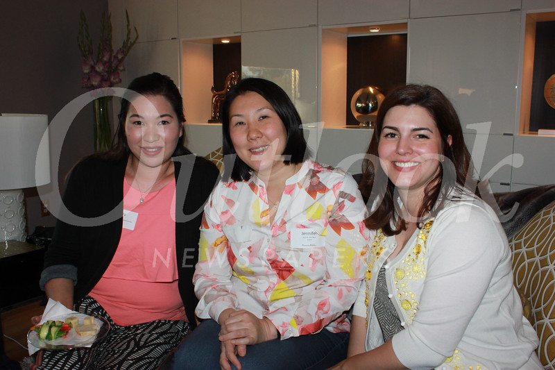Patricia Moad, Jennifer Kim-Bero and Christine Muller