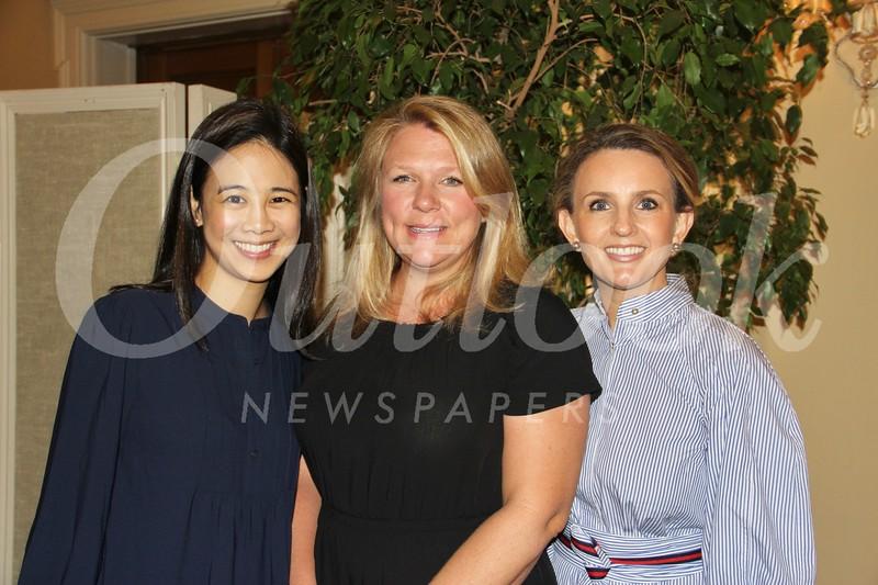 Tina Chiou, Amy Massino and Nicole Adrien