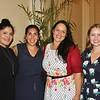 Myrna Medina, Stacy Armillei, Yvonne Tejeda and Katrina Corbosiero