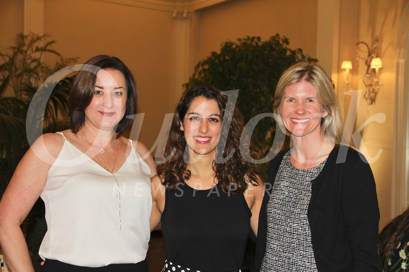 Annelise Dachel, Goli Compoginis and Liz Seitz