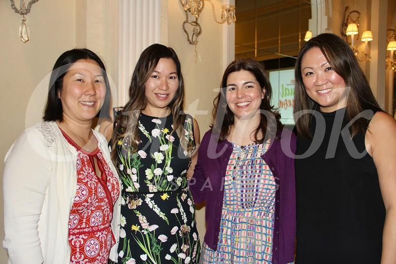 Jennifer Kim-Bero, Patricia Moad, Christine Muller and Becky Chuen
