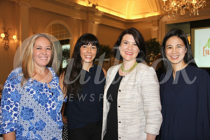 Kristie Furlanetto, Susan Dutra, Vanessa Wolf Alexander and Tina Chiou