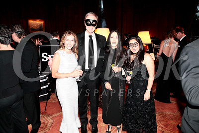 Friends of Foothill Family Raises Funds at Masked Ball