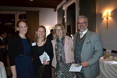Jennifer Quirina, Jenny Tucker Mottes, and Margaret and Ralf Tomandl