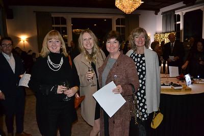 Geri Johnston, Caroline Conklin, Rosemary Johnston and Juliet Johnston