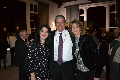 Cynthia Riegsecker with Ken and Jenny Blaich