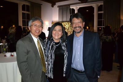 Chris Lin, Leck Lee and James Fung