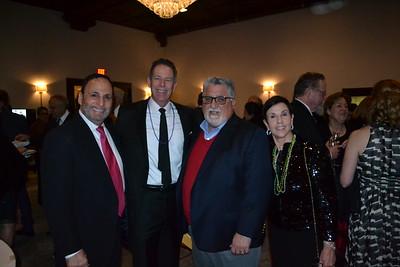 Doron Kochavi, Frostig Executive Director Dean Conklin, state Sen. Anthony Portantino and Phyllis Kochavi