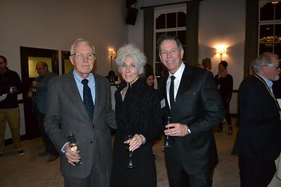 Gordon and Andrea McComb with Dean Conklin