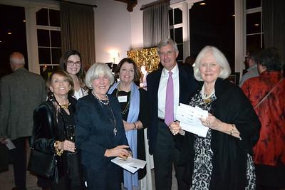 Dawn Bazler, Jenny Ewig, Lowry Ewig, Susan Chandler, Kandy Ewig and Cece Horn